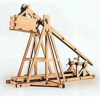 Trebuchet  / Wooden model kit / youngmodeler