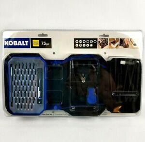 Kobalt-73-Piece-Hobbyist-Screwdriver-Bit-Set-Drones-RC-PC-Phones-Repair-Tool-Kit