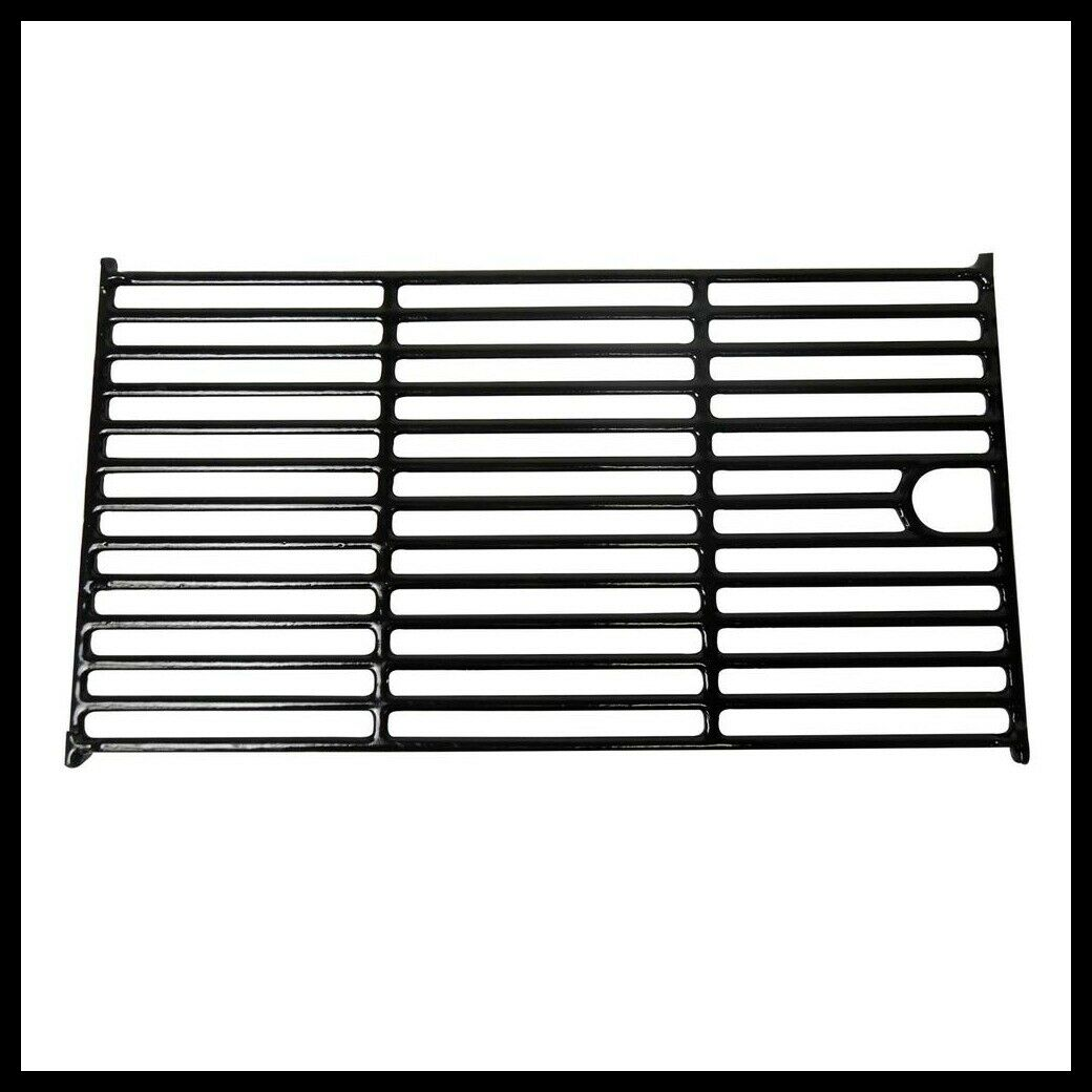 DYNA GLO Cast Iron Cooking Grate Porcelain Enameled BBQ Grill Replacement  Part
