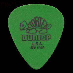 Dunlop-Tortex-Standard-Guitar-Picks-Green-0-88mm-6-10-12-20-or-24