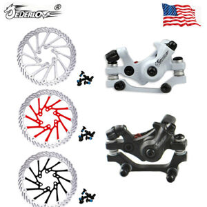 160//180//203mm Bicycle Disc Brake Rotor MTB Road Bike For SHIMANO Match 6 Bolts