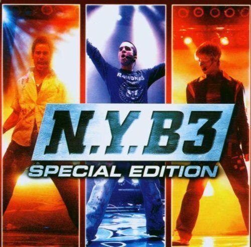B3 N.Y.B3-Special Edition (2003, CD/DVD) [2 CD]