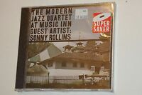 The Modern Jazz Quartet At Music Inn: Guest Artist Sonny Rollins By Sealed