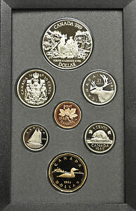 1989-Canada-Proof-Double-Dollar-Set