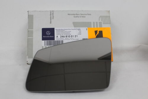 Genuine mercedes-benz X156 gla lh wing mirror glass A2468100121 neuf