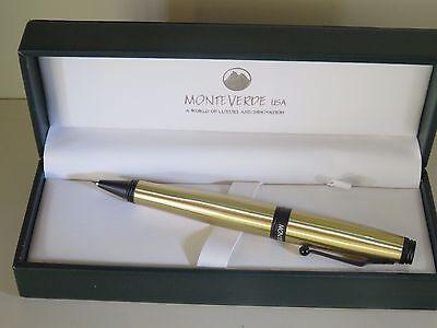 Monteverde Invincia Nebula Ballpoint Pen New Collection Mint