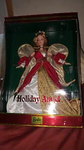 Holiday Angel Collector Edition 2nd Series Barbie