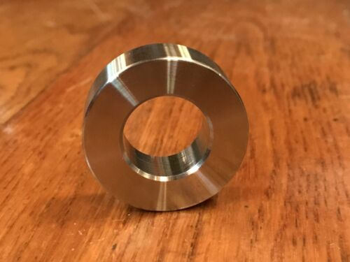"extsw 3//4/"" .783 ID x 1 1//2/"" OD x 1//2/"" Thick 316 stainless spacer"