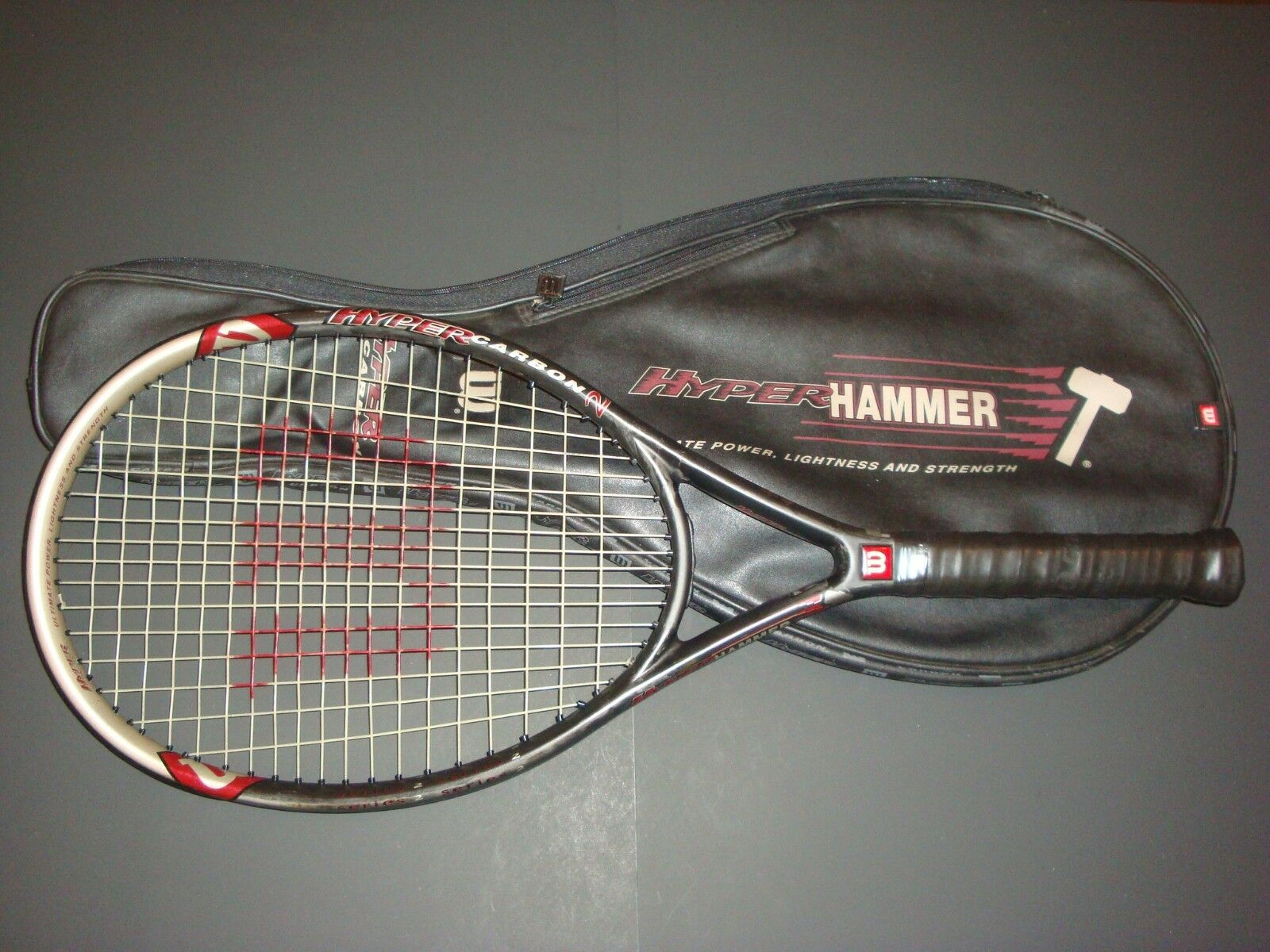 Wilson Hyper Hammer Hh 3.3,115      overTalla,4-1   2, + Tapa,  new-other  {Inv   400139}  grandes ahorros