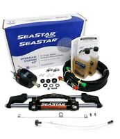 Seastar Teleflex Marine Hk6400a-3 + Ho5130 30' Hoses Hydraulic Outboard Steering
