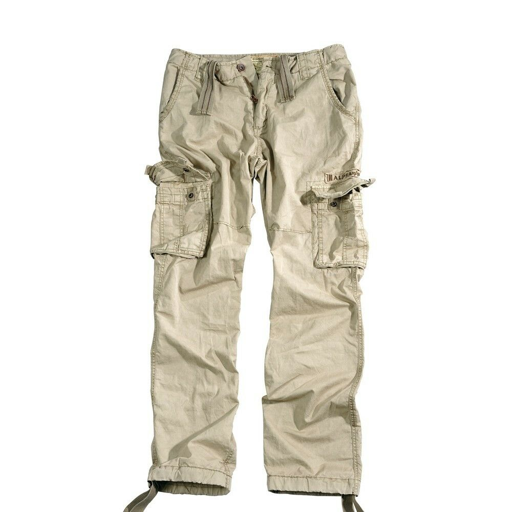 Alpha Industries Hose Jet Pant Cargo Cargo Cargo Pants Cargohose Herren Men Alle Farben 3ae9e0