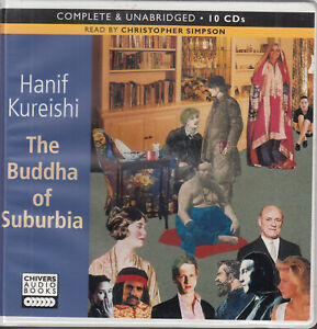 Hanif-Kureishi-The-Buddha-Of-Suburbia-10CD-Audio-Book-Unabridged-FASTPOST