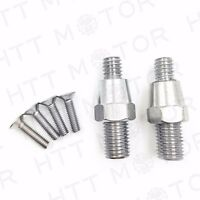 Motorcycle Mirror Bolts Screws 8mm X 36mm