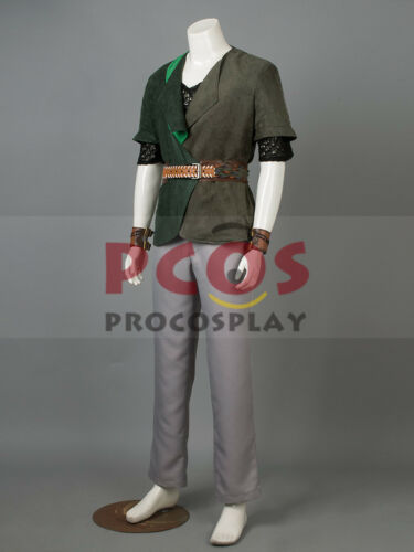 Once Upon a Time Peter Pan Cosplay Costume Custom mp002226