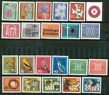 Bundespost jaargang 1963 postfris
