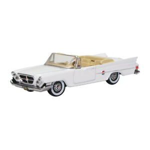 Oxford 87CC61003 Chrysler 300 Cabriolet White Scale 1:87 ...