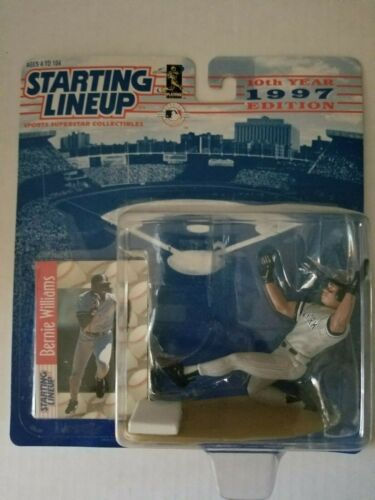 Bernie Williams 1997 Starting Lineup New York Yankees