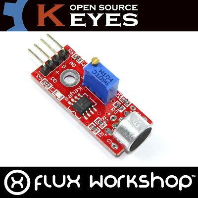 Rain Water Detection Sensor Module Weather Arduino Raspberry Pi Flux Workshop