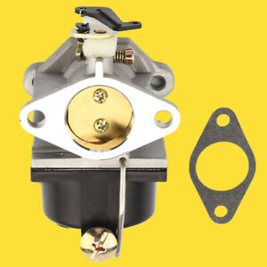 Details about For Tecumseh Engine Carburetor 640065A 11Hp 11 5Hp 12Hp  12 5Hp Lawn Mower MTD