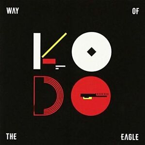 Kodo-Way-Of-The-Eagle-New-amp-Sealed-CD