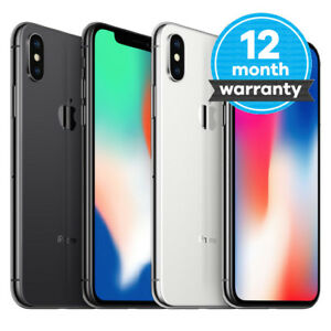 Apple-iPhone-X-iPhone-10-64GB-256GB-Unlocked-SIM-Free-Smartphone