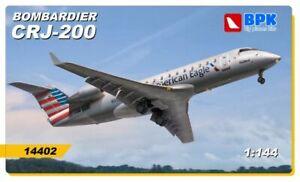 BPK-14402-1-144-Regional-plane-BPK-14402-Bombardier-CRJ-200-plastic-model