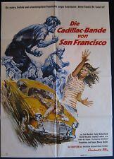 Filmplakat  EA  Die Cadillac-Bande von San Francisco / The Young Animals