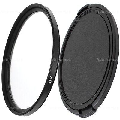 52mm Filtro Uv & Objetivamente Tapa Lens Cap Para 52mm Einschraubanschluss-hluss Es-es