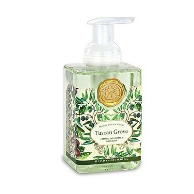Michel Design Works Foaming Liquid Hand Soap Tuscan Grove