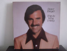 Dave Boyer This Is Why I Sing Gospel LP Album