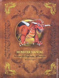 Dungeons-amp-Dragons-Monster-Manual-Advanced-D-amp-D-1st-Limited-Edition-Premium-NEW