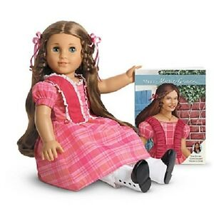 American-Girl-MARIE-GRACE-DOLL-and-BOOK-Never-removed-from-box