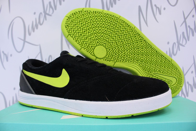 4f796834f8a7 NIKE SB ERIC KOSTON 2 SZ 9 9 9 BLACK VENOM GREEN WHITE 580418 031 c1e62c Nike  Dunk Low ...