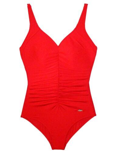 38-48 B-D in rosso nero O. SUSA Protesi Costume da bagno Care 4193 tg