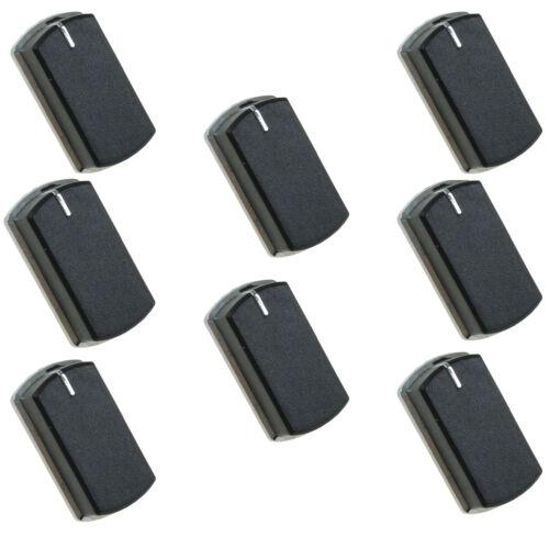 8 pour cuisinière four et plaque de cuisson de commande Noir /& Argent Pour Belling 444449576 444449577