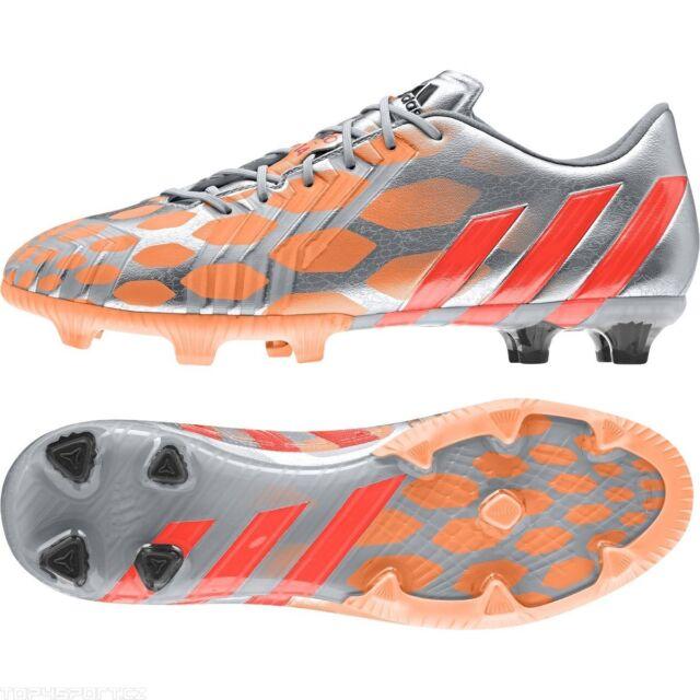 fc3fef501 Adidas Predator Instinct FG Women's Soccer Cleats Style M18326 MSRP $220