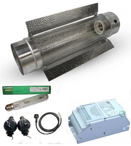 Kit Cooltube 125mm HPS//MH 600W HPS DUAL 600W