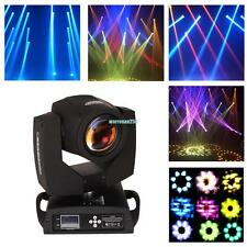 1pc 7R 230w Beam DMX512 16CH Stage Moving Head Light Lighting Zoom Gobo Party DJ