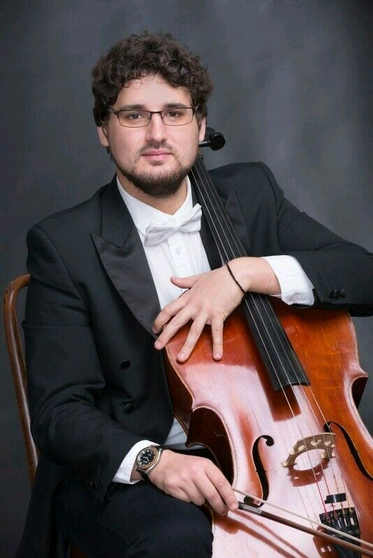 Cello Lessons with one of SA's best. Live/Online