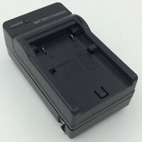 Portable Ac Battery Charger Fit Aa-vf8 Jvc Everio Gz-mg130 Gz-mg130u Camcorder