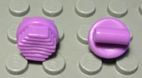 LEGO personnage accessoires Brosse pour cheval violet Friends 2 pièces 2511 au