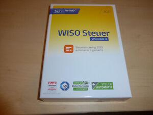 Buhl WISO Steuer Sparbuch 2021 für Steuererklärung 2020 | eBay
