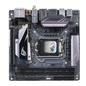 ASUS-ROG-STRIX-Z270I-Gaming-Motherboard-Intel-Z270-LGA1151-MINI-ITX-SATA3-0-Used
