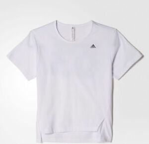adidas-Performance-Girls-AA-Number-Tee-White-RRP-20-BNWT-AY5355
