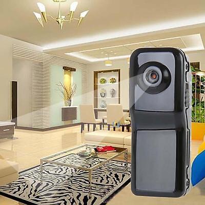 Wireless Mini WIFI/IP Remote Surveillance DVR Video Security Spy Camera MD81