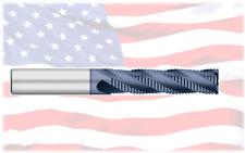 "1/2"" TITAN USA 4FL SE SOLID CARBIDE LONG ROUGHING END MILL TC29632"