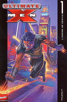Marvel France Ultimate X-men N° 1 Fr Ruime Levering En Snelle Levering