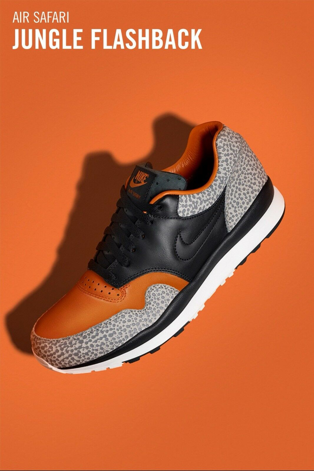 Nike Air Safari QS 2018 SOLD Retro Jungle Throwback Limited SOLD 2018 OUT 1c1afc