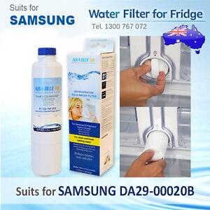 Image Is Loading Srs588dls Premium Samsung Fridge Water Filter Replacement Da29