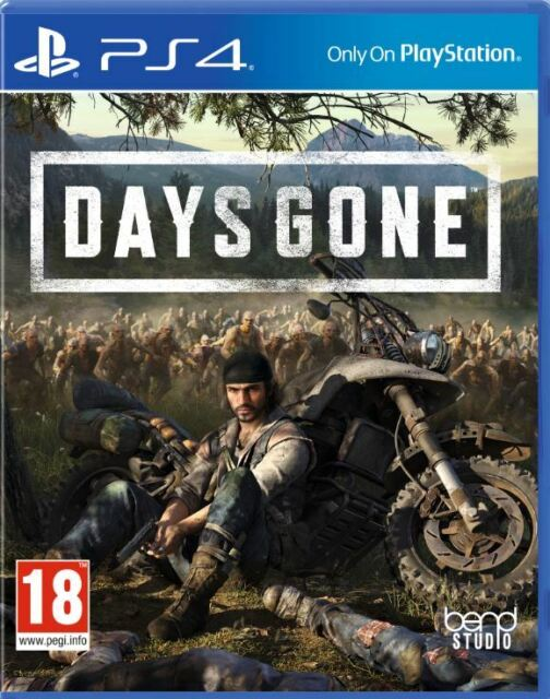 Days Gone (PS4)  NEW AND SEALED - IN STOCK - QUICK DISPATCH - FREE UK POSTAGE